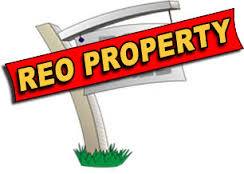 REO Property Sign