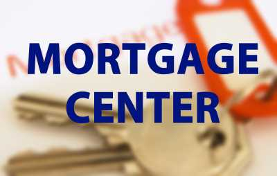 Welcome to the Mortgage Center
