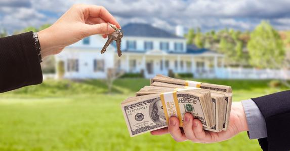 Cash Purchase of a Property