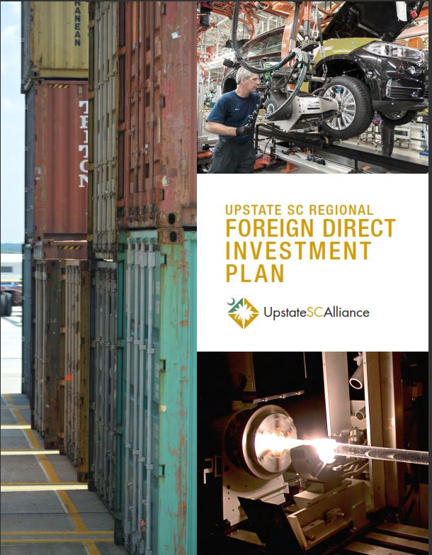 Uptate SC Regional Foreign Direct Investment Plan - Report - PDF