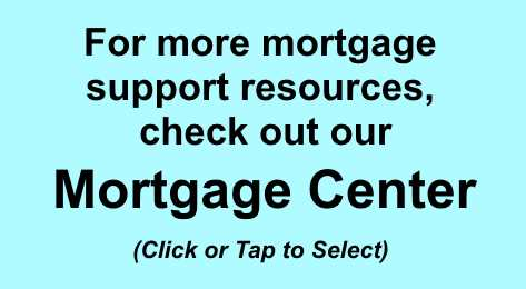 Click of tap for the Mortgage Center